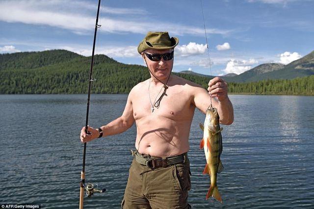 Chuyện chưa kể về kỳ nghỉ đặc biệt của Tổng thống Putin tại Siberia - 3