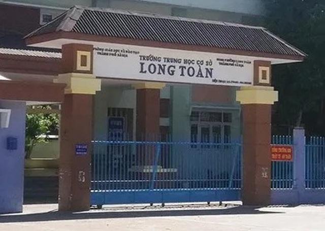 """Bộ GDĐT chỉ đạo """"nóng"""" vụ giáo viên bị tố đánh 22 học sinh ở Vũng Tàu - 1"""