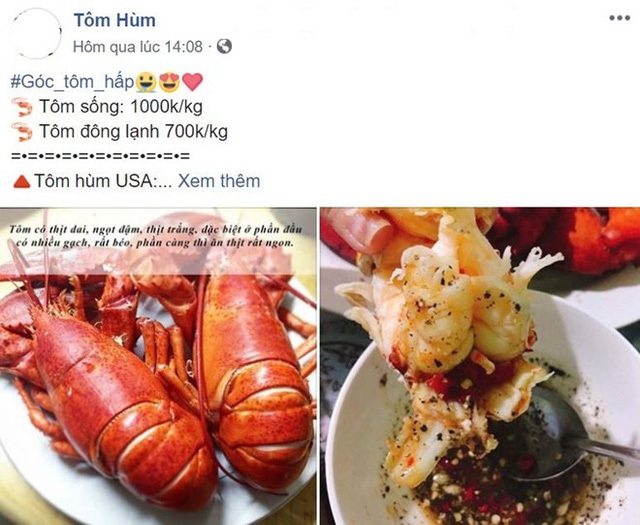 3. American lobsters fly half way around the world to Vietnam and are sold cheaply as chickens and ducks - 3