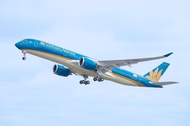 """Việt Nam sở hữu trọn bộ """"siêu máy bay"""" A350 hiện đại nhất thế giới - 1"""