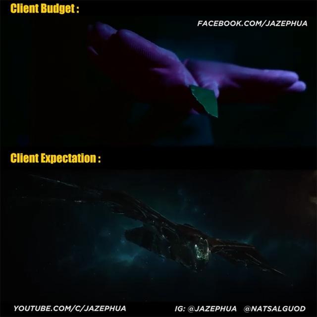 """Bật cười với phim siêu anh hùng làm bằng kinh phí """"siêu hẻo"""" - 2"""