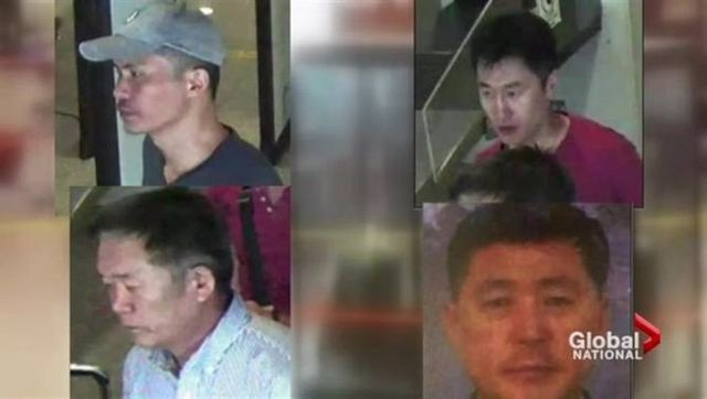 Những nghi phạm chủ mưu trong nghi án Kim Jong-nam - 1