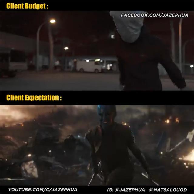 """Bật cười với phim siêu anh hùng làm bằng kinh phí """"siêu hẻo"""" - 4"""