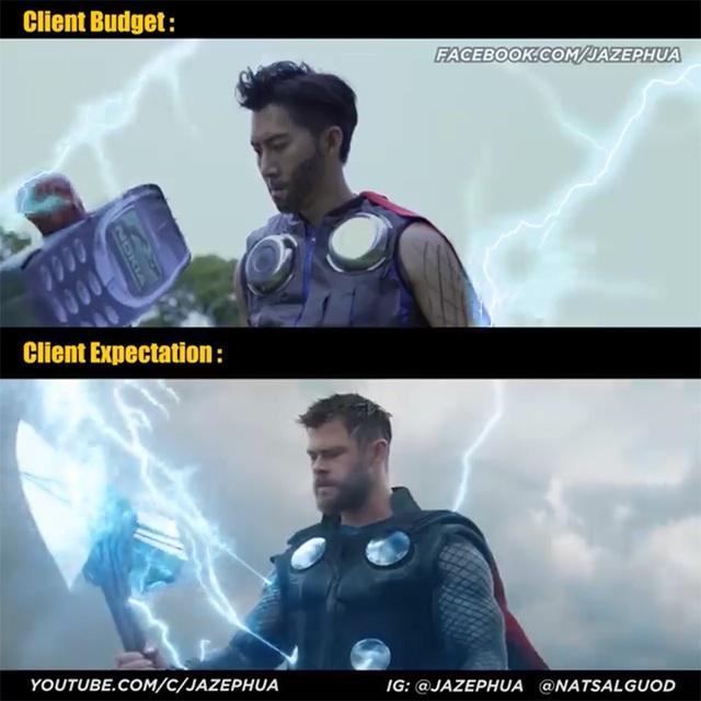 """Bật cười với phim siêu anh hùng làm bằng kinh phí """"siêu hẻo"""" - 5"""