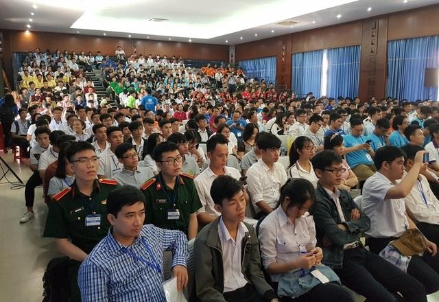 Bế mạc và trao giải kỳ thi Olympic Toán học tại Nha Trang - 2