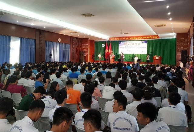 Khai mạc Kỳ thi Olympic Toán học sinh viên, học sinh toàn quốc tại Nha Trang - 2