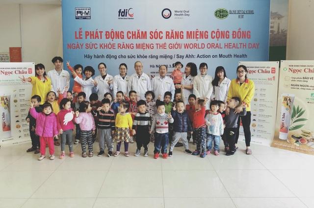 Dự phòng tốt sức khoẻ răng miệng trẻ em, giảm chi phí y tế cho gia đình, xã hội - 3