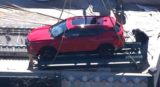 Chevrolet Blazer bị phản đối vì sản xuất ở Mexico.