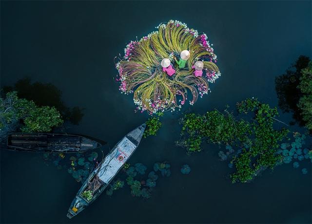 Tác phẩm xuất sắc của người Việt đạt giải Nhất trong cuộc thi ảnh quốc tế - 2