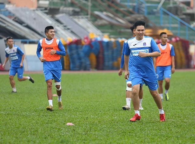V-League trở lại: Chờ hiệu ứng từ U23 Việt Nam - 1