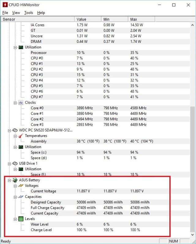 Thủ thuật giúp kiểm tra mức độ chai và tình trạng của pin laptop - 1