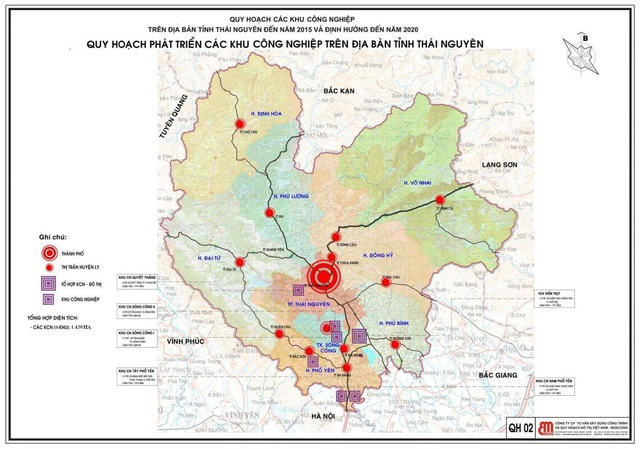 Đất nền Phổ Yên - tâm điểm đầu tư của BĐS Thái Nguyên - 2