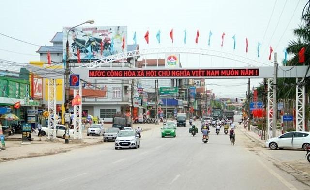 Đất nền Phổ Yên - tâm điểm đầu tư của BĐS Thái Nguyên - 3