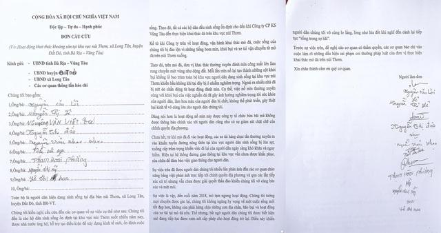 """Bà Rịa - Vũng Tàu: Khu dân cư khốn khổ vì ô nhiễm, tiếng mìn, dân tiếp tục """"chịu trận""""? - 3"""