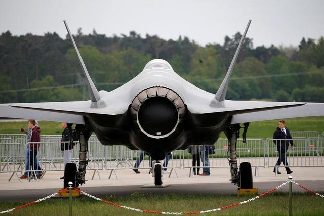 Mỹ ngừng bàn giao F-35 cho Thổ Nhĩ Kỳ vì hệ thống phòng thủ của Nga - 1
