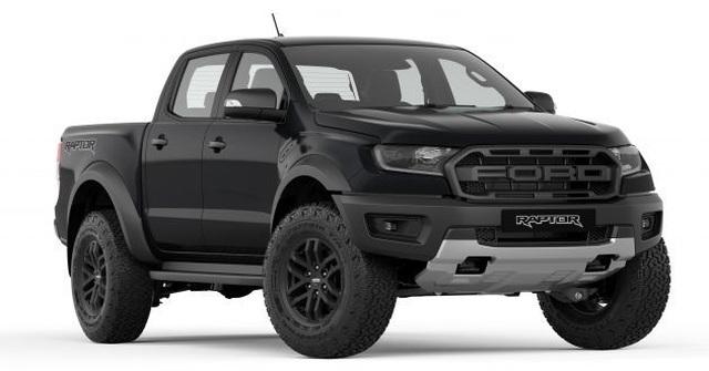 Ford Ranger Raptor ra mắt thêm màu sơn mới.