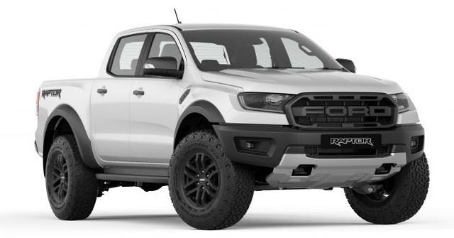 Ford Ranger Raptor ra mắt thêm màu sơn mới 3