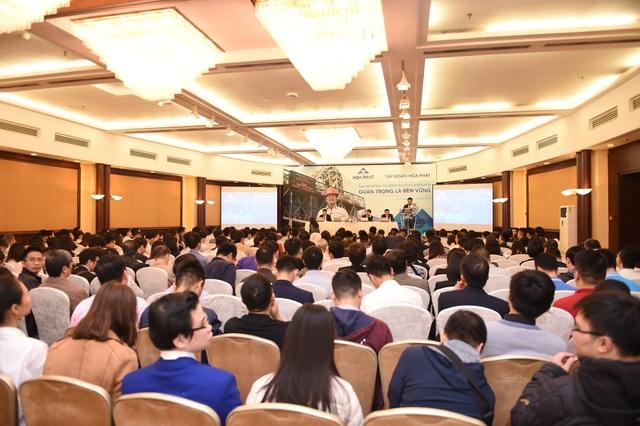 Hòa Phát đặt mục tiêu doanh thu 70.000 tỷ đồng cho năm 2019 - 4