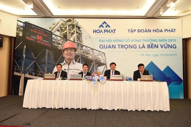 Hòa Phát đặt mục tiêu doanh thu 70.000 tỷ đồng cho năm 2019 - 1
