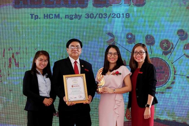 iSchool lọt vào Top 10 thương hiệu mạnh ASEAN 2019 - 2