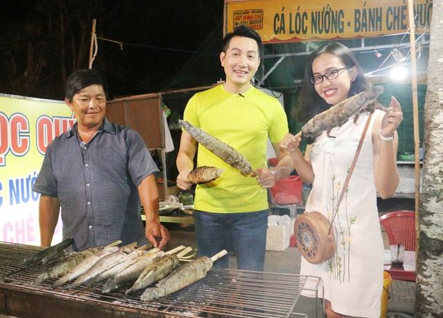 """Cùng nam ca sĩ Nguyễn Phi Hùng khám phá ẩm thực xứ """"Công tử Bạc Liêu"""" - 7"""
