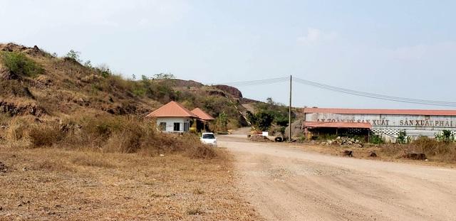 """Khu dân cư khốn khổ vì ô nhiễm, tiếng mìn: Đơn vị khai thác """"quên"""" bảo vệ môi trường? - 5"""