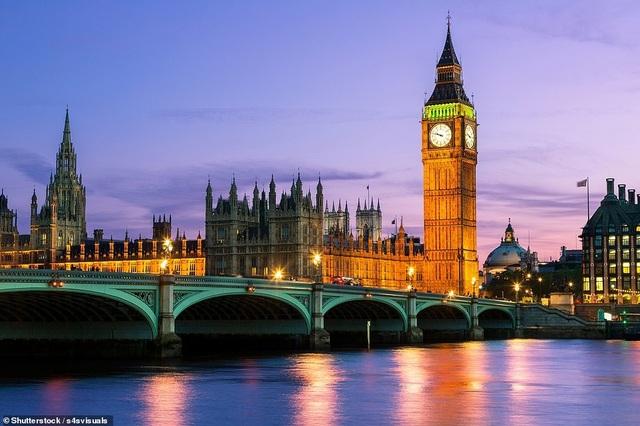 Những thành phố hấp dẫn nhất thế giới theo bình chọn của TripAdvisor - 1