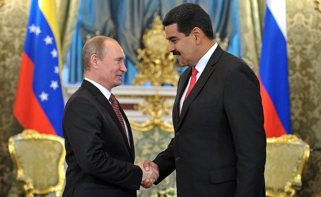 """""""Phao cứu sinh"""" của Venezuela trong cuộc khủng hoảng"""