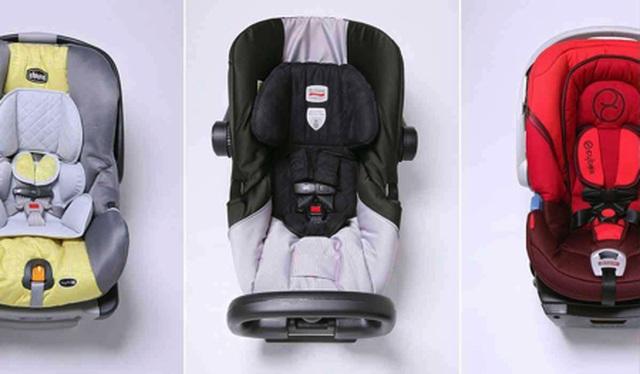 Kinh nghiệm chọn ghế ngồi ô tô cho bé - 1