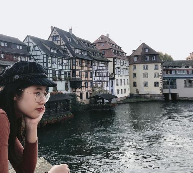 9X xinh xắn chia sẻ kinh nghiệm du học châu Âu: Có nên mang mì tôm, nồi cơm điện? - 2