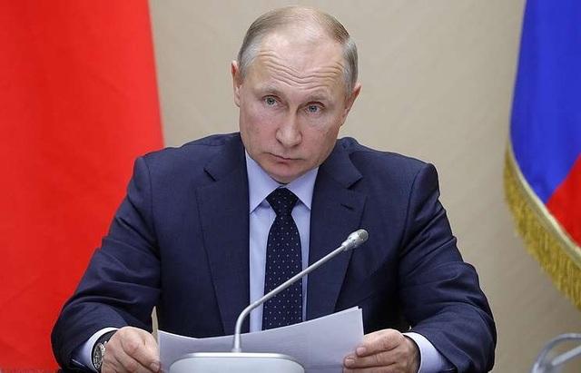 Tổng thống Putin kê khai thu nhập cá nhân - 1