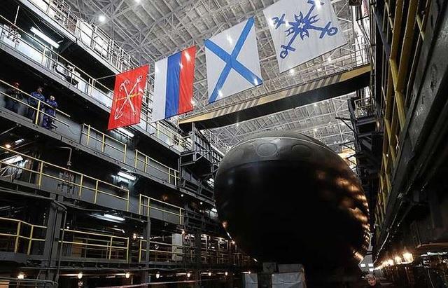 Tàu ngầm Kilo thế hệ mới của Nga có gì đặc biệt? - 1