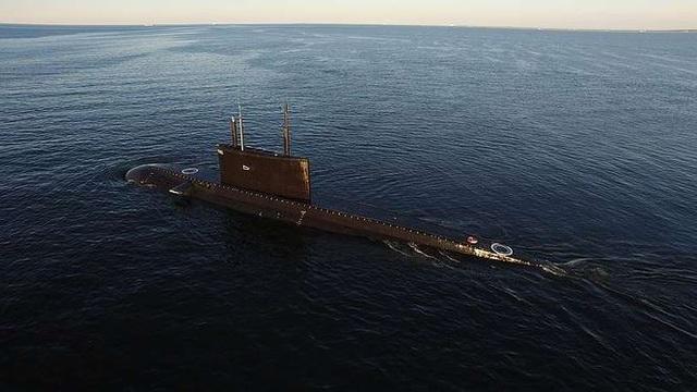 Tàu ngầm Kilo thế hệ mới của Nga có gì đặc biệt? - 2