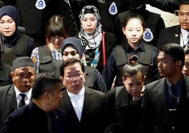 Hai bị cáo thoát án tử, bí ẩn nghi án Kim Jong-nam chưa có lời giải đáp - 12