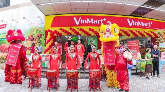 VinCommerce nhận chuyển nhượng 87 cửa hàng ShopGo với giá 1 USD - 1