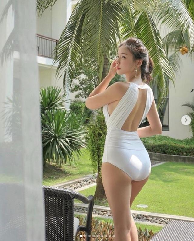 3 cô gái Hàn mặt ngây thơ, thân hình đẹp tới mức khó tin có thật - 18