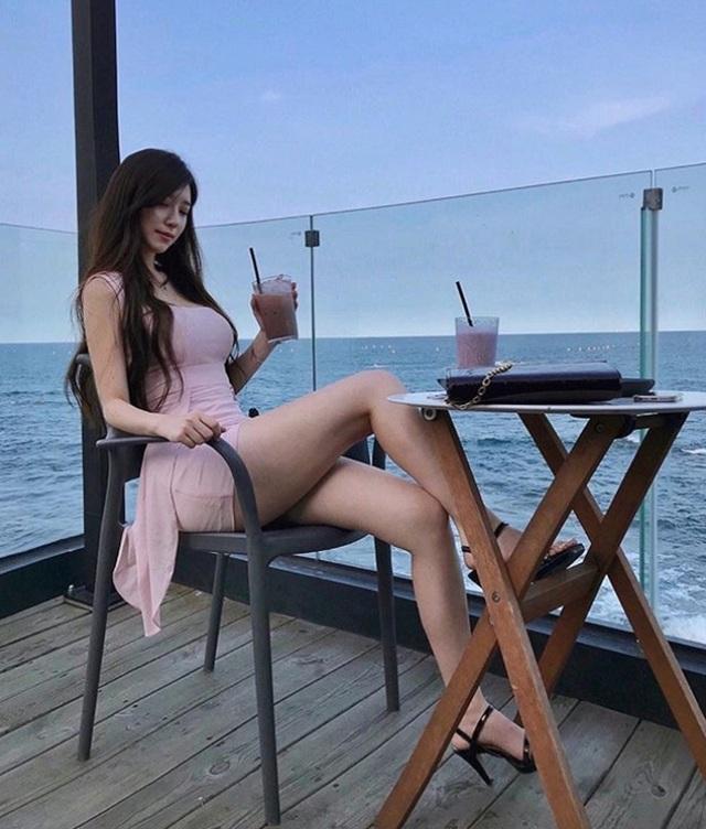 3 cô gái Hàn mặt ngây thơ, thân hình đẹp tới mức khó tin có thật - 6