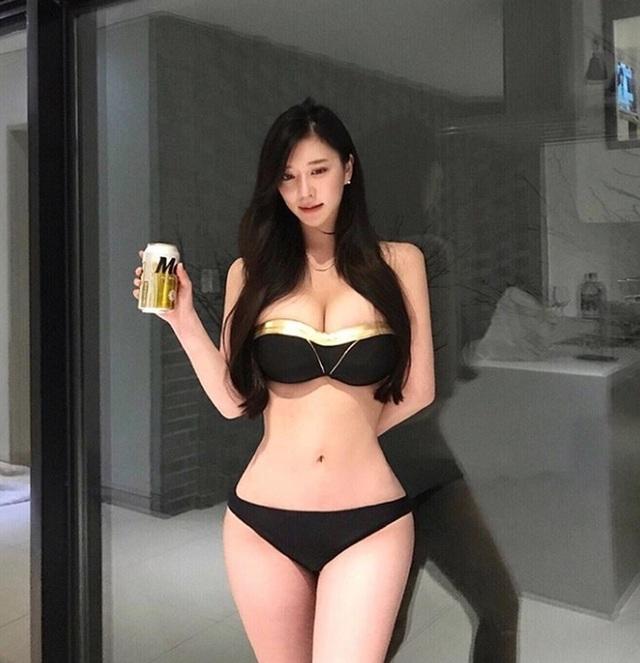 3 cô gái Hàn mặt ngây thơ, thân hình đẹp tới mức khó tin có thật - 7