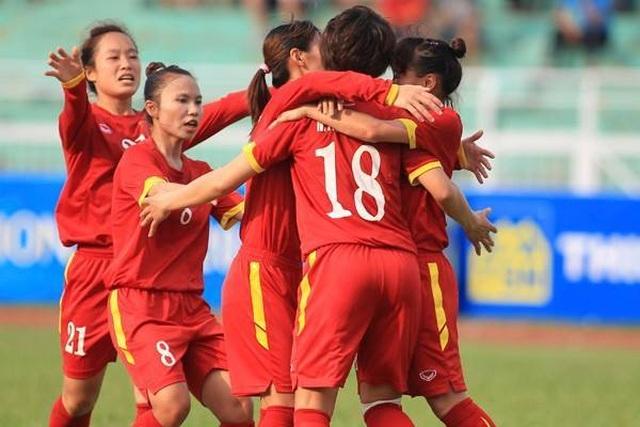 Tuyển nữ Việt Nam thắng Uzbekistan ở trận mở màn vòng loại thứ hai Olympic 2020 - 1