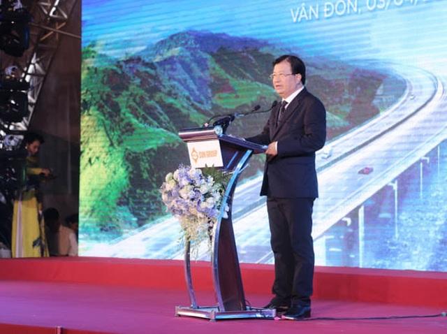 Khởi công cao tốc Vân Đồn - Móng Cái, rút ngắn thời gian từ Hà Nội đi Móng Cái - 4
