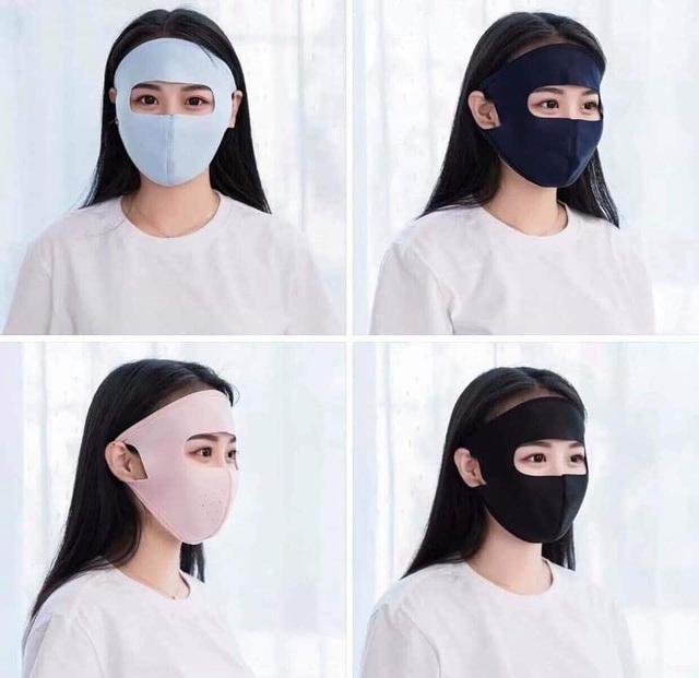 """Khẩu trang ninja: Sản phẩm """"hot"""" cho mùa hè, chị em """"rần rần"""" đặt mua - 1"""