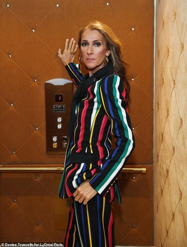 Celine Dion lên tiếng đáp trả những chê bai diện mạo gầy gò - 6
