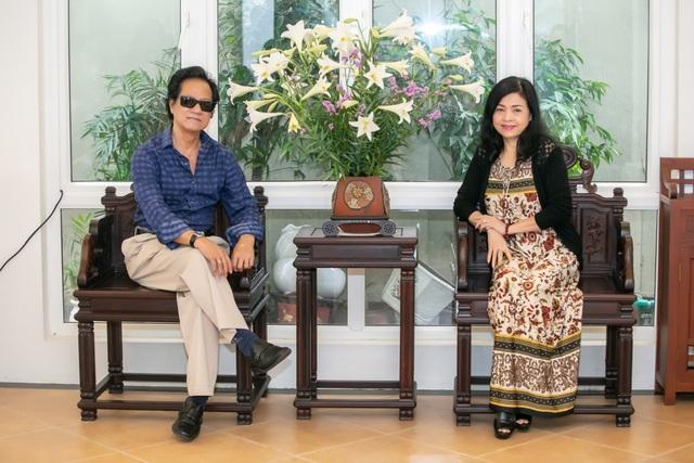"""Chế Linh tiết lộ về người phụ nữ quyền lực """"giữ chân"""" ông gần 50 năm qua - 2"""