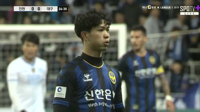 Công Phượng lần đầu đá chính, Incheon United chịu thua 0-3 - 1