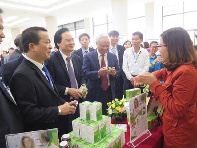 Đại học Thái Nguyên đón nhận Huân chương lao động hạng Nhất - 3
