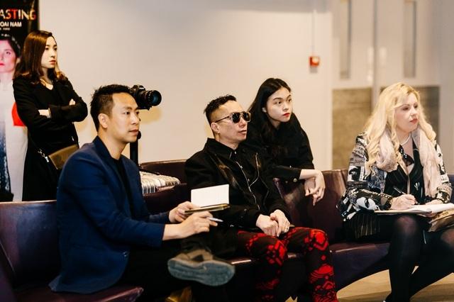 Chuyện xúc động về người mẫu gốc Việt tại Paris qua lời kể đạo diễn Quang Tú - 2