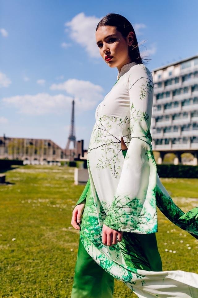 Chuyện xúc động về người mẫu gốc Việt tại Paris qua lời kể đạo diễn Quang Tú - 8