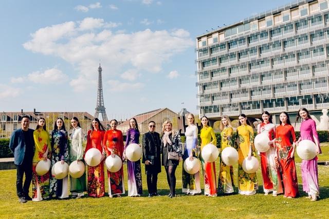 Chuyện xúc động về người mẫu gốc Việt tại Paris qua lời kể đạo diễn Quang Tú - 1