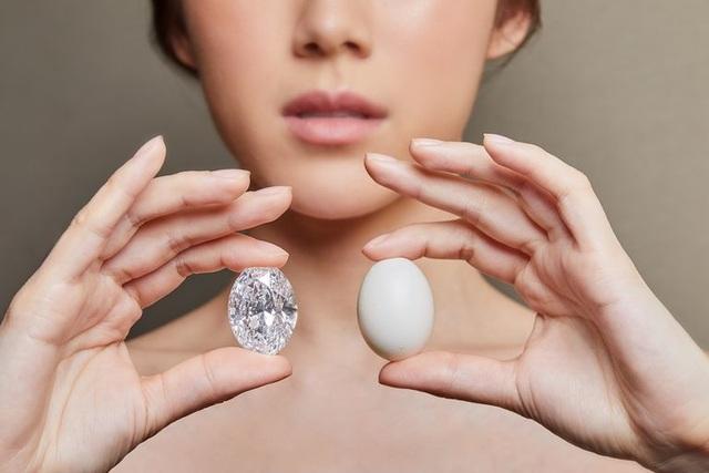 Bán viên kim cương to như quả trứng, đẹp không tì vết giá 13,7 triệu USD - 2