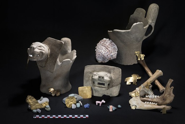 Phát hiện tàn tích của đế chế bí ẩn còn có từ trước người Inca 500 năm - 2